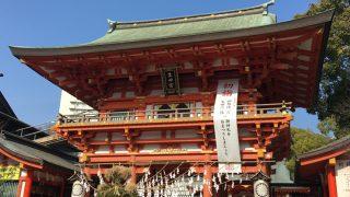Q.生田神社とは?|ご利益・アクセス・駐車場など