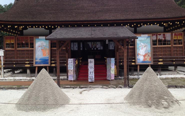 上賀茂神社 社殿