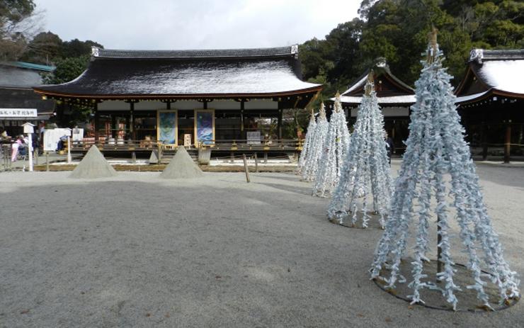 上賀茂神社 境内1