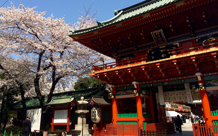Q.神田神社(神田明神)とは?|ご利益・アクセス・駐車場など