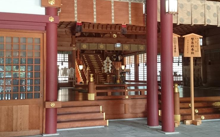 気比神宮 社殿