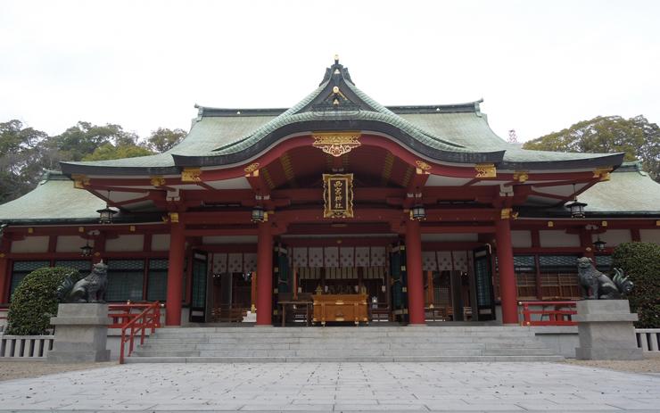 Q.西宮神社とは?|ご利益・アクセス・駐車場など