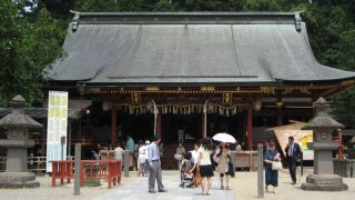 Q.塩釜神社(しおがまじんじゃ)・志波彦神社・塩寵神社とは? |ご利益・アクセス・駐車場など