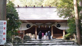Q.椿大神社とは?|ご利益・アクセス・駐車場など
