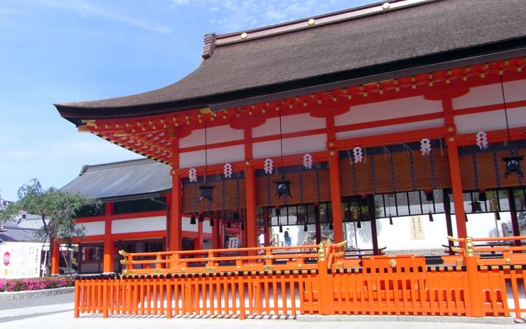 Q.八坂神社とは?|ご利益・アクセス・駐車場など